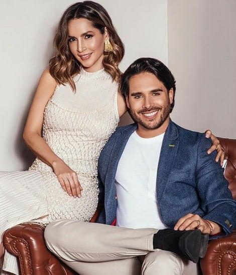 Carmen Villalobos and Sebastián Caicedo