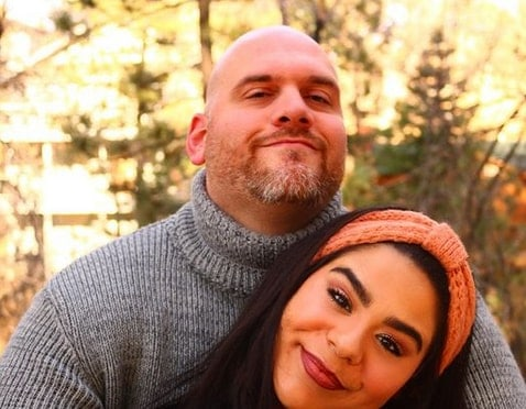 Jessica Marie Garcia and Adam Celorie