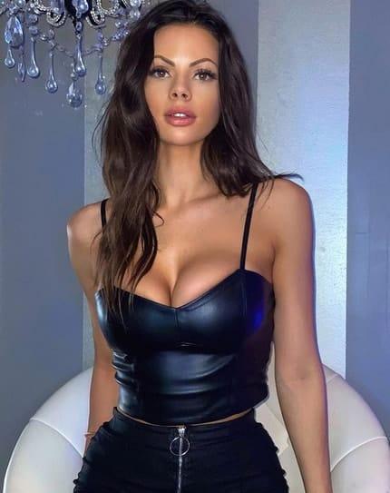 Katie Bell (Model)