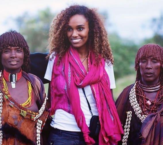 Gelila and Local Ethiopian