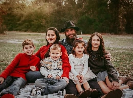 Jenelle and Family
